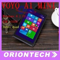 8 inch VOYO Winpad A1 MINI Intel   Quad Core CPU Windows 8 Tablet PC  2G /32GB Dual cameras HDMI Bluetooth Win8 Tablet PC