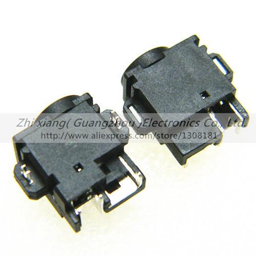 5pcs/lot AC DC power jack Charging Power Connector forSamsung R20 R40 R700 P40 X60 Q68 Q35 Q45 Q1V Q310 Q70 PJ41 Q1U - PJ128(China (Mainland))