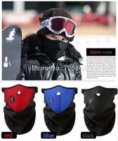 Free shipping wholesale 10pcs/lot Ski Snowboard Bike Motorcycle face mask helmet Neck Warm motocross helmet  capacete  motocross