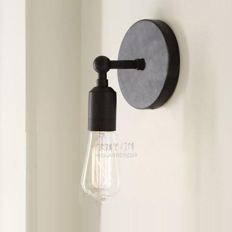 moderno e minimalista salotto lampada da comodino lampada da parete in ...