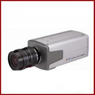 Surveillance cameras Sharp 420 lines one standard bolt color ccd camera with lens(China (Mainland))