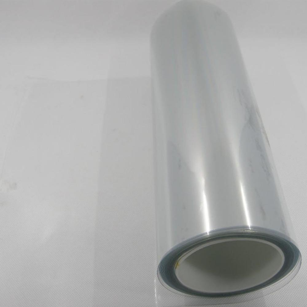 "Free Shipping Vinyl Film Tint Headlight Taillight Foglight 12"" x 48""/30cm x 122cm clear(China (Mainland))"