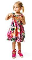 New Fashion 2014 hotsale catimini children designer dress, kids dress for girl,brand girls dress,children clothing