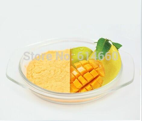 Buy 5 get 1 100g natural and organic Mango powder tea,mangopowder,slimming & Whitening tea,Free Shipping(China (Mainland))