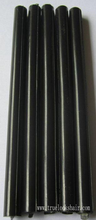 Клеевые стержни для наращивания волос Natural Looking Hair 5pcs/100% , 180 * 12 NL6002Z клеевые стержни для наращивания волос natural looking hiar 5pcs 180 12 nl8003z