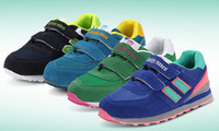 Sneakers 2014 spring autumn New B brand shoes  boys and girls sports shoes child running shoes  6018 25~36size