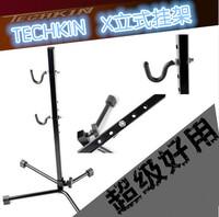 40702(X stand) racks bicycle repair stand display tree branch frame racks