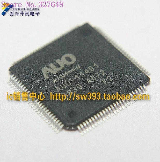 AUO-11401 К2 Подлинная ЖК чип логическая плата auo auo 11306 bga