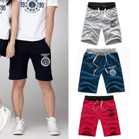 Summer Cotton Shorts Beach Sports Mens Masculinas Sport For Men Couples Pants Mans Surf Short Fitness Gym Wear Running Trousers
