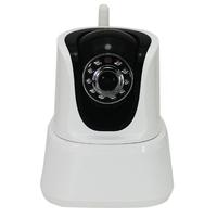 1PC Hot Sale 1.0 Megapixel 720P HD Support 32G SD/TF Card Pan & Tilt IP/Network Mini CCTV Camera, Free & Drop Shipping