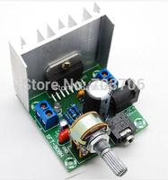 AC/DC12V TDA7297 Rev A Low Noise Audio Amplifier Board 2*15W Dual-Channel Digital Stereo free shipping