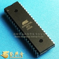 ATMEGA16L-8PU DIP-40 single-chip 8-bit microcontrollers