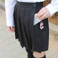 Akihabara Japan student JK school uniform preppy style phone pocket pleated skirt anime girl women cos costume cosplay