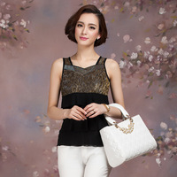 Free shipping,  new slim Lace Camisole vest,  real bottoming shirt