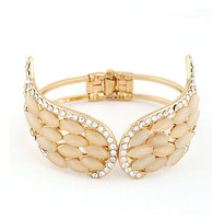 New Fashion personality elegant bracelet  & bangle rhinestone elegant bangles sweet all-match girls jewelry women dress jewelry
