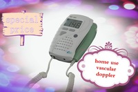 home use vascular doppler built-in speaker,5MHz probe,back light convenient to use at night