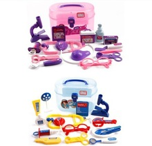 Hot! doctor toys child medical kit children play house toys Simulation medicine for boys and girls classic toys(China (Mainland))