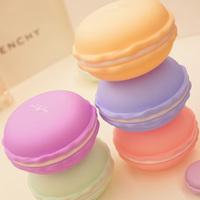 New arrivial 3pcs pastel macaron shaped trinket box pastel jewelry boxes (L)free shipping