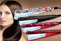 Free Shipping Mini straight iron, ironing board, hair curler, pull straight electric plywood does not hurt hair