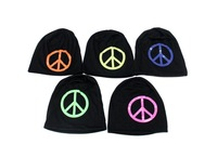 1pic Free shipping trade new winter jacket for men and women knitted hat head