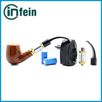 1pc/lot E Pipe 618 Electronic Cigarette Stater Kits Old-fashioned Smoking Pipe ( 1*E Pipe Kit )