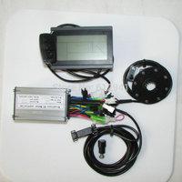 Electric Bike LCD Display+24V controller+PAS sensor