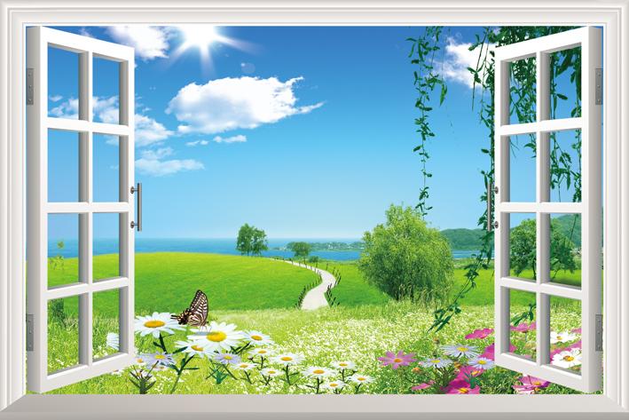 Wholesale And Retail 2014 Custom Large Mural Wallpaper HD