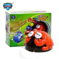2014 Hot Limited IR Sensing Toys Spanking Beatles Sensing Your Movements and Run Away Q Bugs RC Racing Toy Car