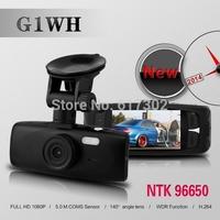 "Novatak 96650 2.7"" LCD 1080P G1WH Full HD Car DVR Camera Recorder G-sensor HDMI 140 Degree Angle WDR"