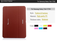Original 1:1 Case for Samsung Galaxy Tab 4 10.1 T530/T531/T535,1Skin Protective Tablet Leather Case Cover  For Samsung SM-T530