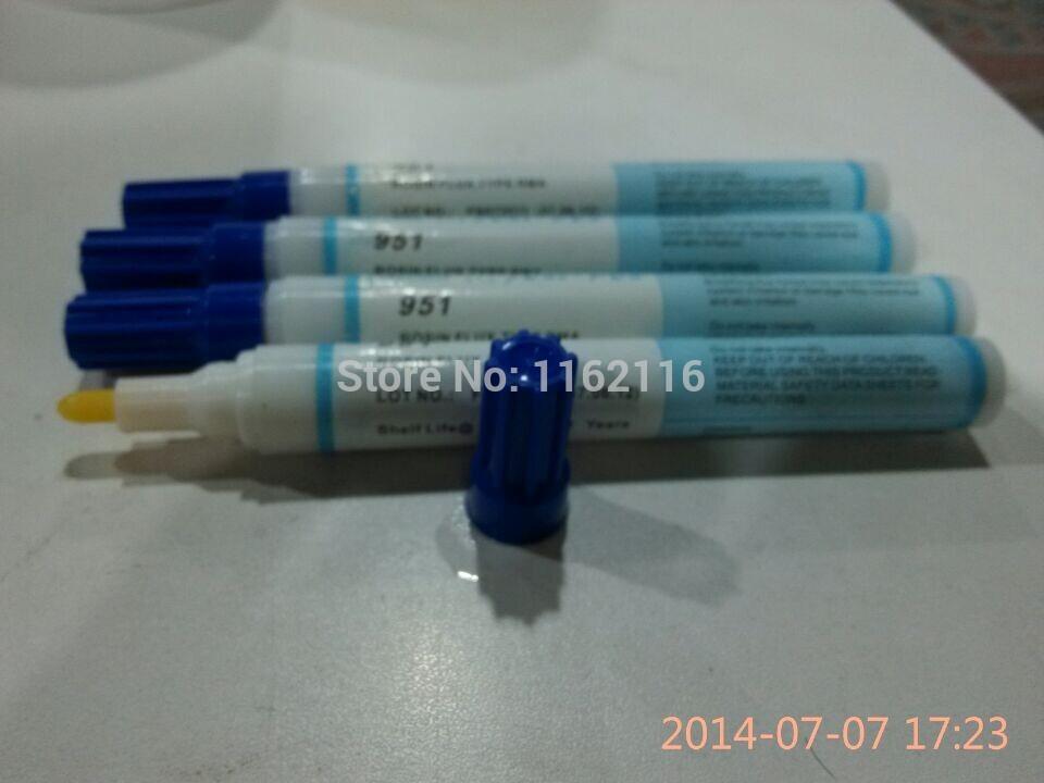 Hot sale Flux pen KESTER 951 ,20pcs/lot wholesale price(China (Mainland))