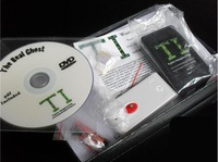 The Real Ghost 2.0 (Gimmick+DVD)/Magic trick,stage magic props,comedy,card,close-up,mentalism Free shipping!