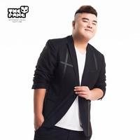 Thepang men's plus size clothing suit jacket plus size plus size blazer male upperwear