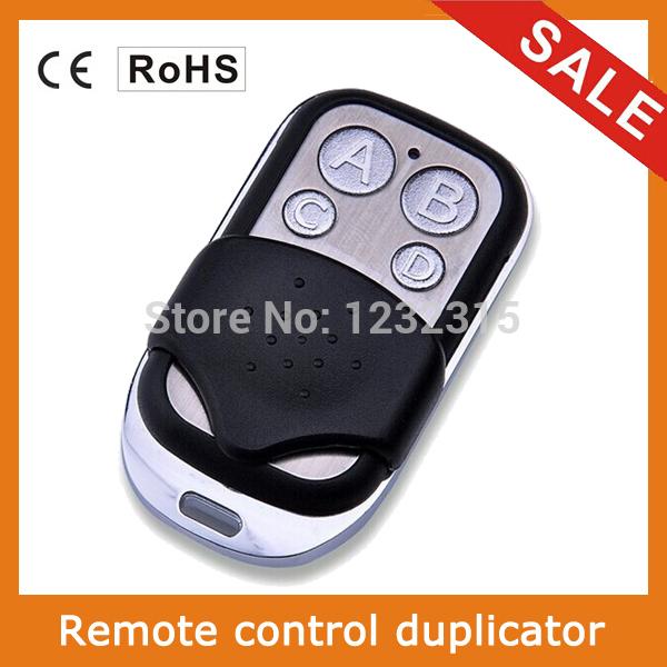 Free shipping 433.92mhz universal wireless garage door Remote Control duplicator(China (Mainland))
