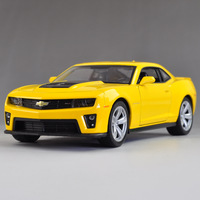 Free shipping 2014 Alloy car model wyly CHEVROLET bumblebee cars