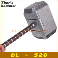 The Avengers THOR MJOLNIR Hammer Replica ABS Model figure The best edition High Quality Cosplay Hammer Copy 1:1 original size
