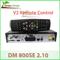DM 800se 2.10 wifi Satellite TV Receiver  400 MHz MIPS Processor With fantastic V2 Remote Control for dm 800hd se