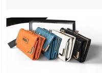 In 2014, women's wholesale purse PU kardashian kollection KK women's fashion brand free shipping cheap women's wallet purse