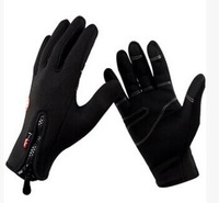 Top quality outdoor sports gloves cycling climbing gloves cold-proof windstop gloves outdoor sports equipment winter days
