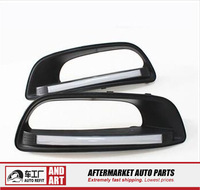 Free shipping Waterproof  Daytime running lights / LED car DRL with dimmer function case for 2013 2014 FIAT Viaggio,High Quality