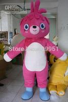 2014 adult size Halloween Christmas poppet Mascot Costume Fancy Dress Hot Sale