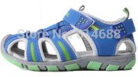 Free shipping Kids Shoes summer child sandals boy/girl Sneaker Boy slip-resistant Girls sandals dykeheel children beach sandals