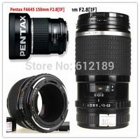 Pentax FA645 150 mm f / 2.8 [IF] super telephoto lens pentax bayonet teleconverter