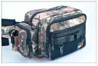 2014 Outdoor Hunting Fishing Sporting Waist Bag Camo Multi-fonction Bag Free shipping