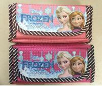 wholesale Frozen Pencil Case Bags Elsa Anna Pen Bag Pink
