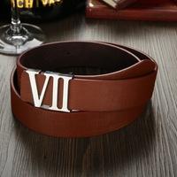 Free Shipping Fashion PU Leather Premium Metal brand Mens Strap Belt men's belt QY279