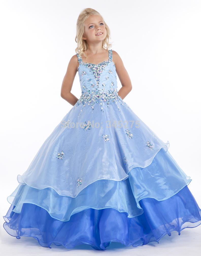 Teen Ball Gown 110