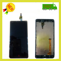 "Original LCD Display Assembly with touch Screen Digitizer Complete FOR ZTE nubia z5 mini nx402 4.7 "" nx402 Free tools"