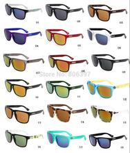 New Mens Womens Retro Electric Sports Sunglasses Sun Glasses Dazzle Colour Mercury Reflective(China (Mainland))