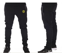 Hot Sell 2014 New golds gym fitness pants basketball men male sports pants Men outdoor casual sweatpants baggy pants